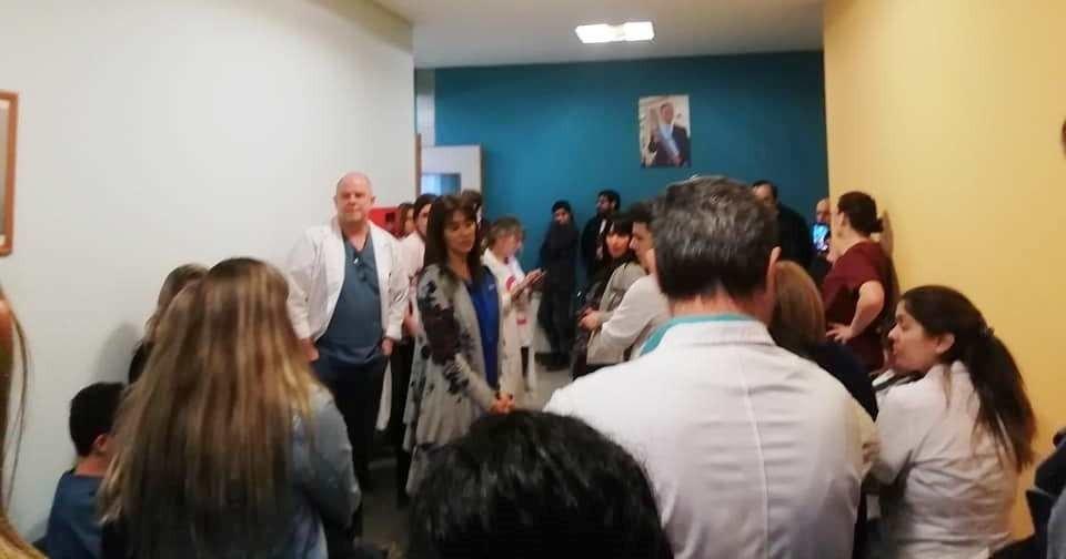 El Calafate: Trabajadores del SAMIC extienden el paro a tiempo indeterminado