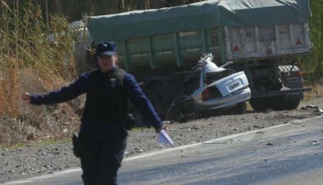 Quiénes eran los cinco amigos que volvían de bailar y murieron al chocar con un camión en Mendoza