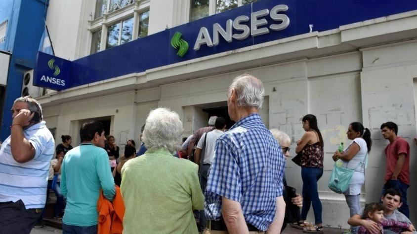 Oficializan el aumento de jubilaciones nacionales y la mínima llegó a 14.067 pesos