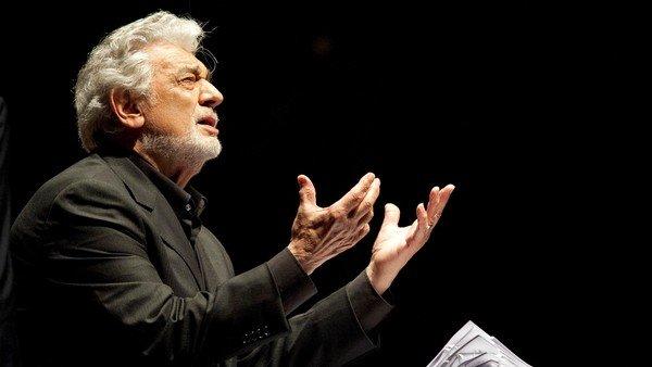 """Plácido Domingo, provocador: """"Ya no se le puede decir nada a una mujer"""""""