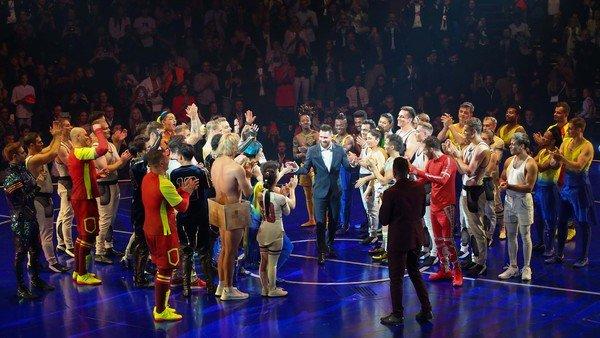 Otro récord de Messi: la obra del Cirque du Soleil sobre él ya superó los 100.000 espectadores