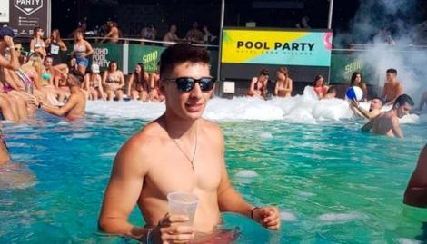 Córdoba: un joven está en grave estado tras golpearse la cabeza en una pileta de natación
