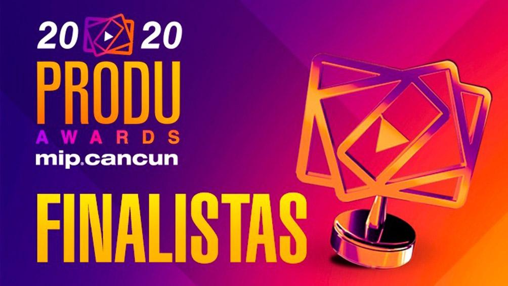 Estos son los finalistas a los PRODU Awards 2020