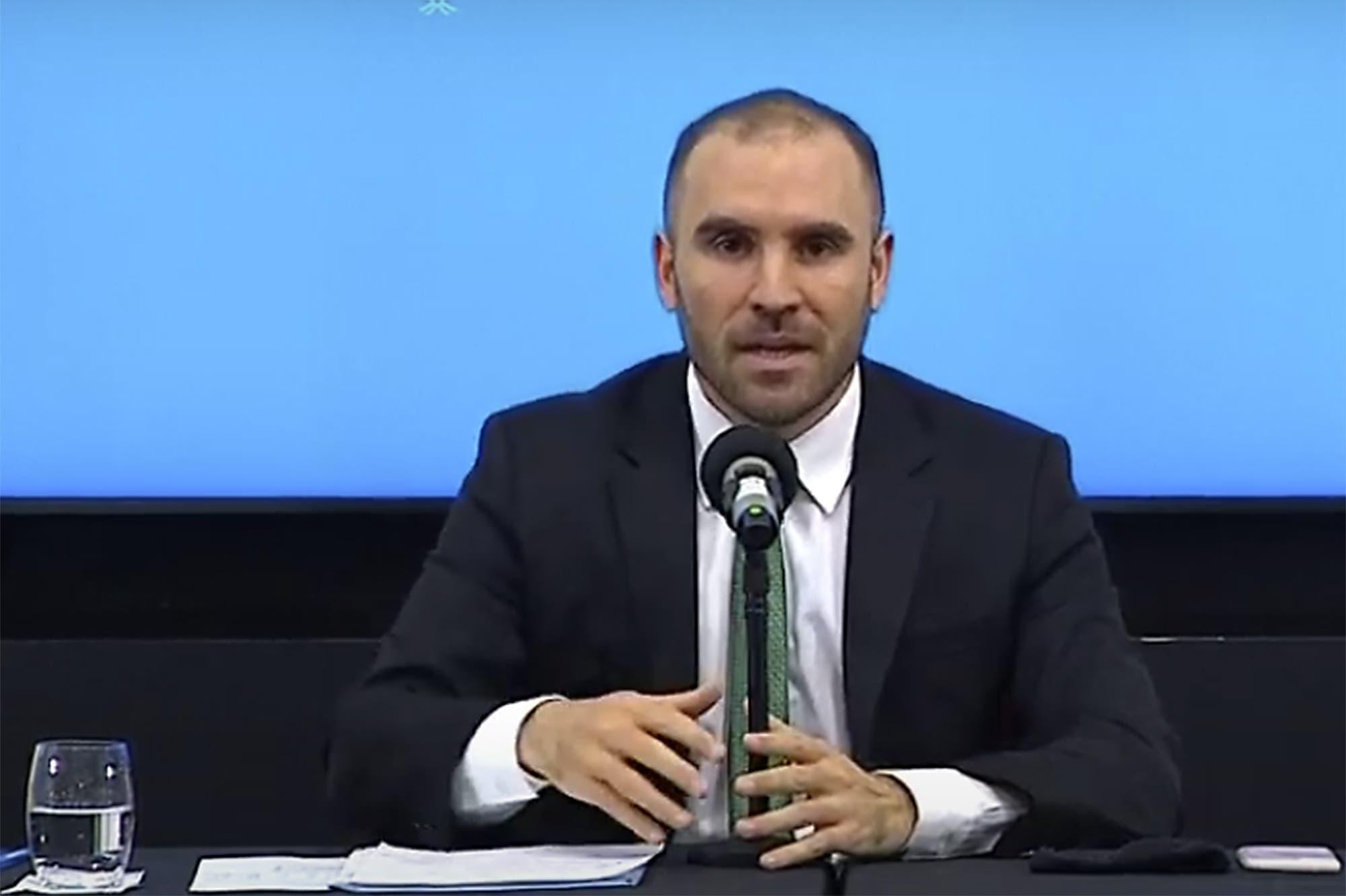 Búsqueda de consenso y críticas al impuesto a la riqueza: claves de la reunión de Guzmán con el FMI y AEA