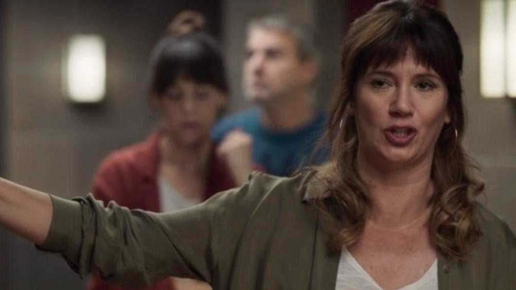Griselda Siciliani fue nominada a mejor actriz revelación en España