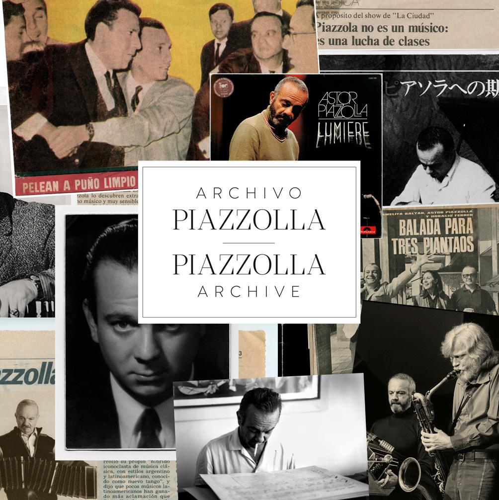 """Carlos Kuri: """"La música de Piazzolla es una de las pocas músicas subversivas que ha producido la Argentina"""""""