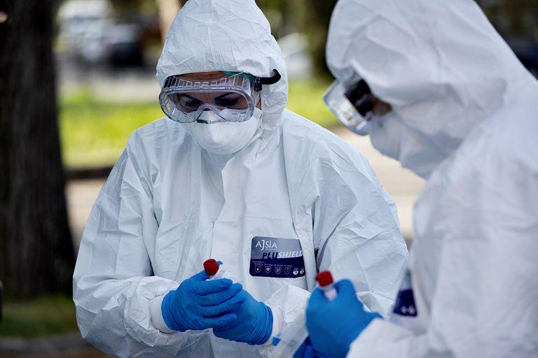Coronavirus en Argentina: casos en General La Madrid, Buenos Aires al 23 de julio