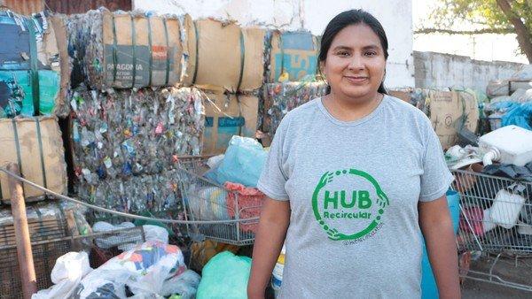 recircular:-un-proyecto-que-dignifica-el-trabajo-de-los-recuperadores-urbanos-y-promueve-el-consumo-responsable
